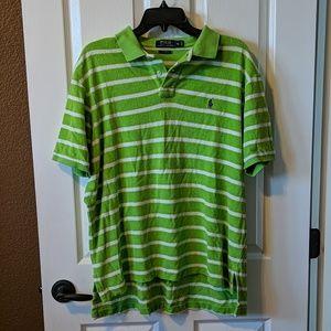 Men's Polo Ralph Lauren size XL custom fit
